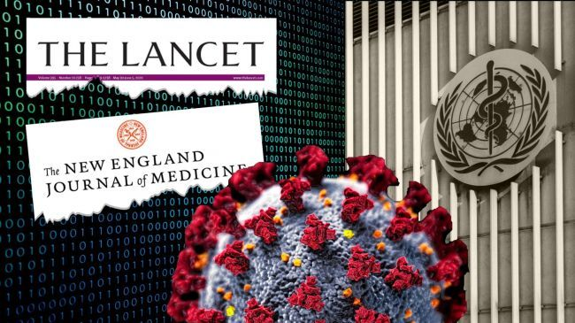 Общество: В Британии обвинили авторитетный журнал Lancet в сокрытии фактов о коронавирусе