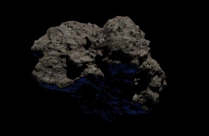 Общество: В Великобритании нашли метеорит, который появился до образования планет и мира