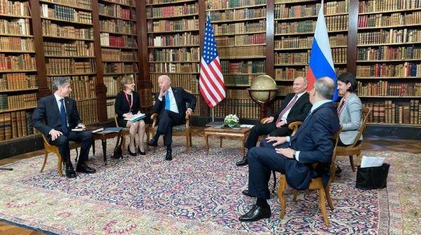 Общество: В Британии установили причину проигрыша Байдена Путину