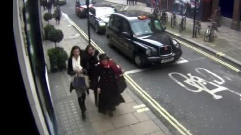 Общество: Сообщница израильтянина и россиянина похитила бриллианты из магазина в Лондоне