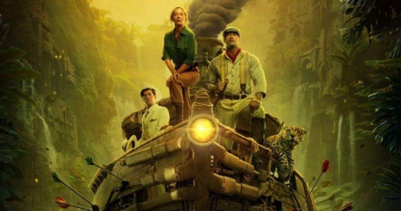Общество: Круиз по джунглям. Как Дуэйн Джонсон в капитана Джека Воробья игрался (премьера блокбастера)