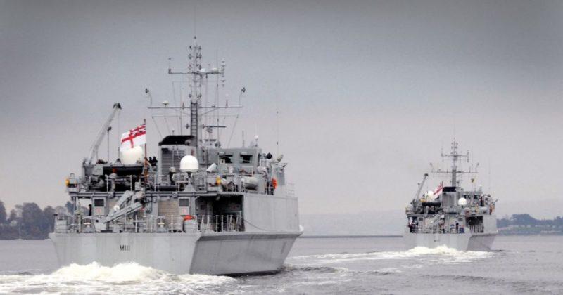 Общество: Названы корабли, которые Британия может передать для ВМС Украины (фото)