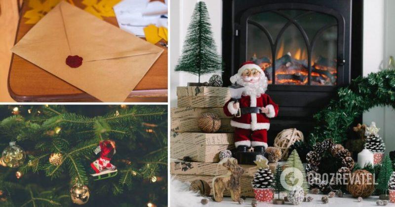 Общество: Рождество - в Британии трубочисты нашли письмо Санте, которому 60 лет