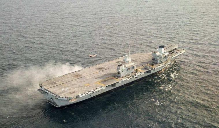 Общество: Минобороны Великобритании обещает не устраивать провокации в Южно-Китайском море