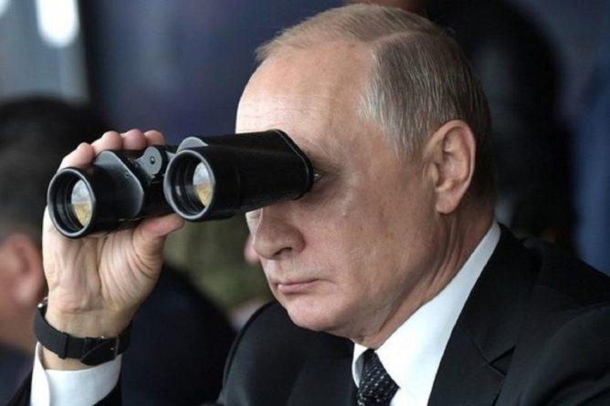 Общество: В Британии рассказали, кто поможет Путину напасть на Европу