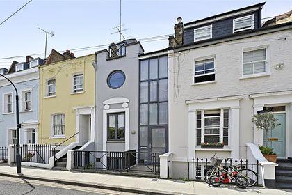 Общество: В Лондоне нашли суперузкий дом