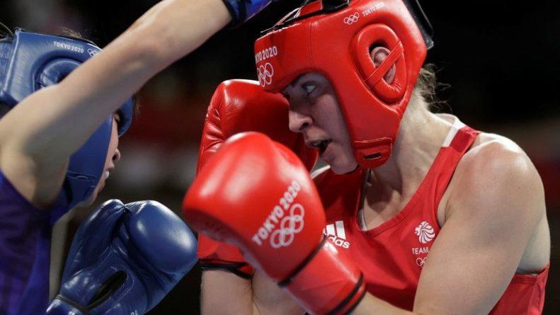 Общество: Британка Артингстолл выиграла бронзу ОИ на турнире по боксу