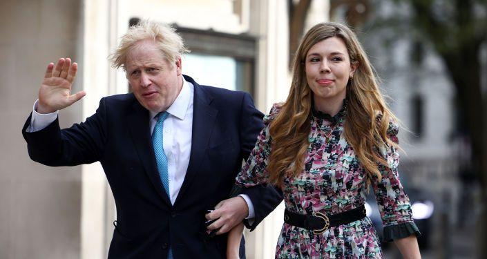 Общество: Борис Джонсон с женой ждут рождения еще одного ребенка - СМИ