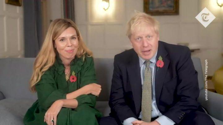 Общество: Джонсон и его супруга ждут второго ребенка