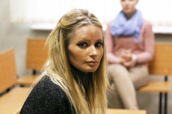 Общество: Дана Борисова отправила дочь в Великобританию: Сбагрила дитя