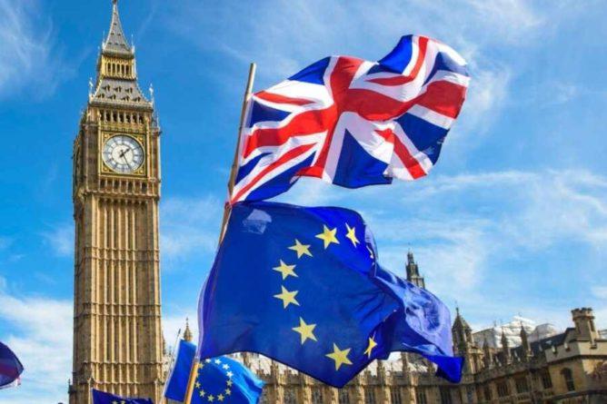 Общество: Соглашение по Brexit трещит по швам: гражданам ЕС грозит депортация из Великобритании