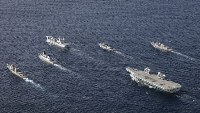 Общество: Последнее китайское предупреждение: Британии не удастся фраернуться у берегов КНР