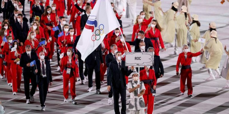 Общество: В парламенте Великобритании потребовали выгнать российских атлетов с Олимпиады