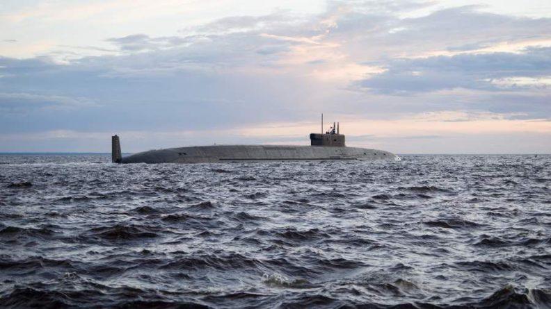 Общество: В Британии заволновались из-за российских подлодок в Атлантике