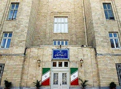 Общество: МИД Ирана назвал обвинения Британии провокационными и безосновательными