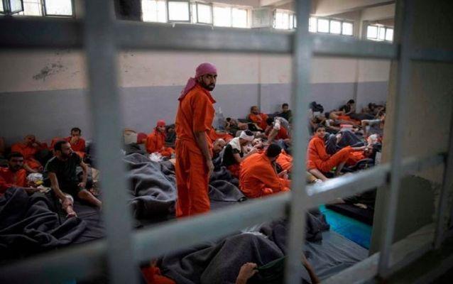 Общество: Великобритания помогает Сирийскому Курдистану в расширении тюрем