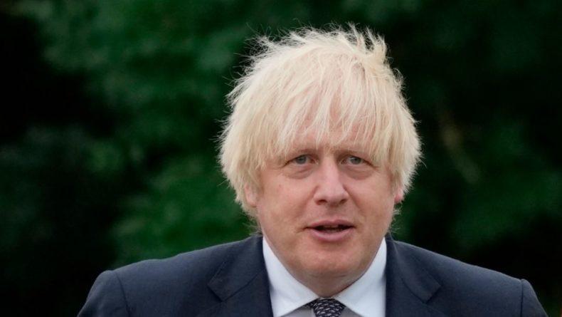 Общество: Reuters: Джонсон принял в Лондоне Тихановскую