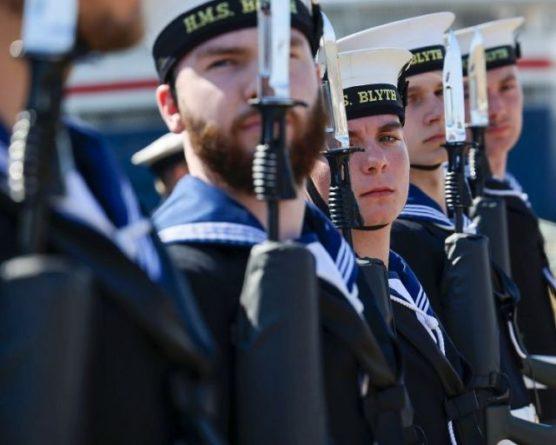 Общество: «Два минных охотника»: в Британии простились с кораблями, которые передадут ВМС Украины