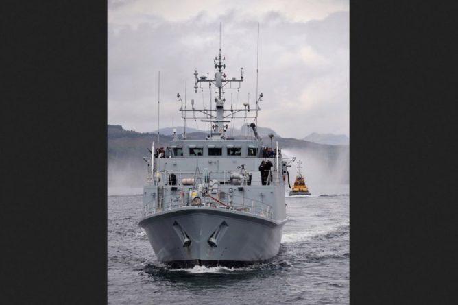 Общество: Великобритания пообещала Украине два списанных противоминных корабля