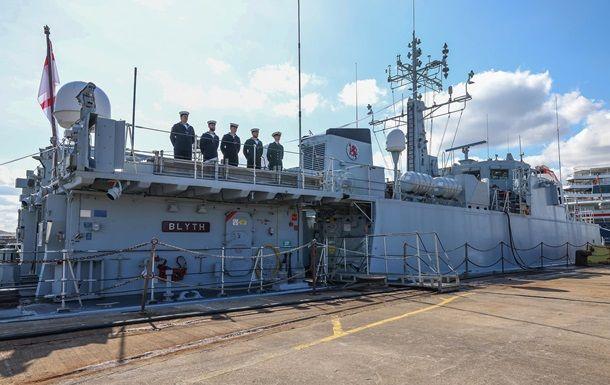 Общество: Британия объявила о передаче двух кораблей Украине