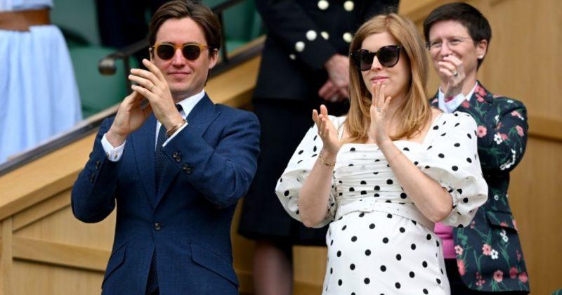 Общество: Беременная внучка королевы Елизаветы II решила покинуть Лондон