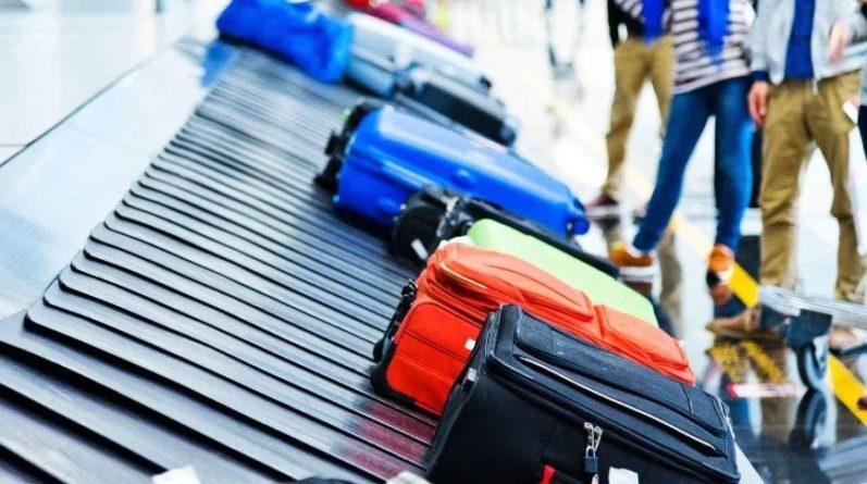 Общество: Как правильно надо упаковывать багаж? - в Великобритании показали! (Видео)