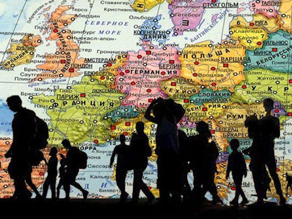 Общество: Рекордное число мигрантов прибыло в Великобританию через Ла-Манш