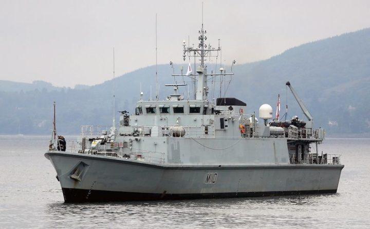 Общество: Британия передаст Украине списанные корабли