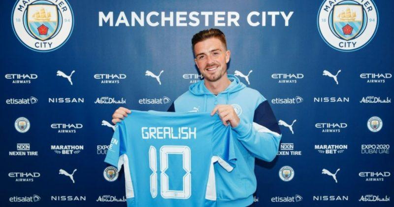 """Общество: Трансферная бомба: """"Манчестер Сити"""" купил игрока сборной Англии за 117 миллионов евро (видео)"""