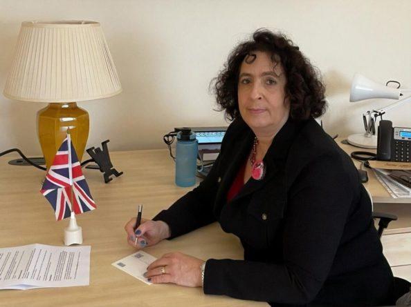 Общество: Посол Великобритании: Возвращение к нормальным отношениям с РФ невозможно, пока она продолжает дестабилизацию в Украине и захват ее территории