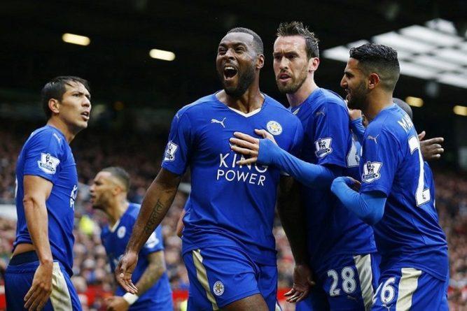 """Общество: """"Лестер"""" переиграл """"Манчестер Сити"""" в матче за Суперкубок Англии"""