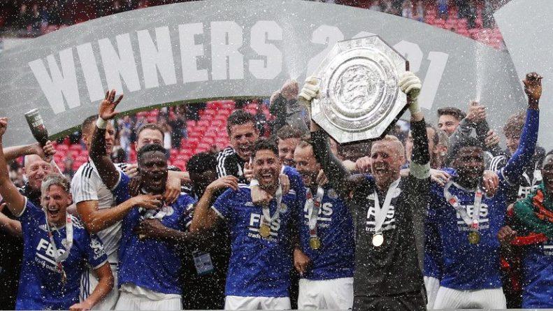 Общество: «Лестер» обыграл «Манчестер Сити» и стал обладателем Суперкубка Англии