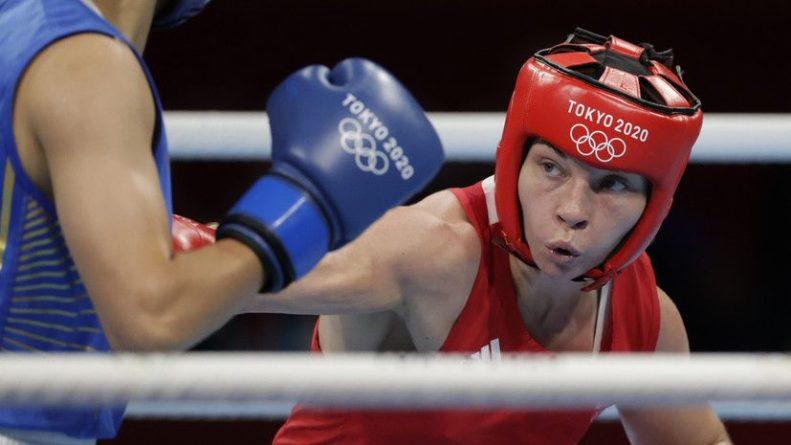 Общество: Британка Прайс завоевала золото ОИ в боксе в весе до 75 кг