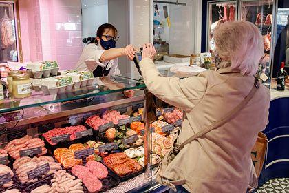 Общество: В Британии сообщили о нехватке еды в супермаркетах