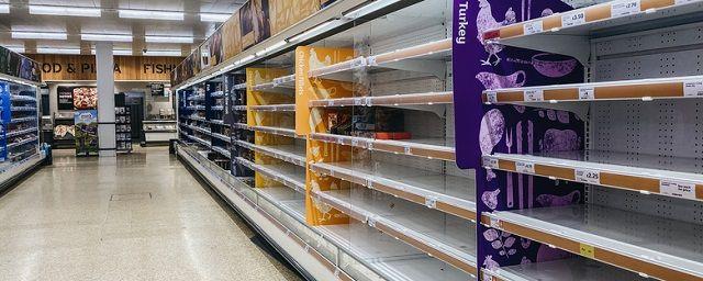 Общество: Продовольственный кризис вынудил власти Британии просить помощь у военных