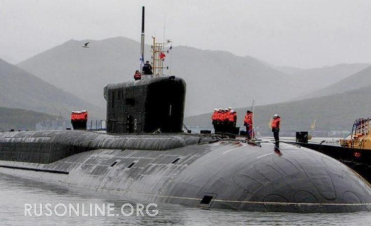 Общество: Попытка наказать флот России в Северной Атлантике обернулась позором для Британии