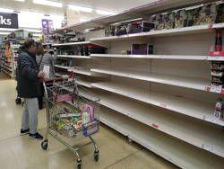 Общество: Кабмин Великобритании привлечет армию к борьбе с продовольственным кризисом