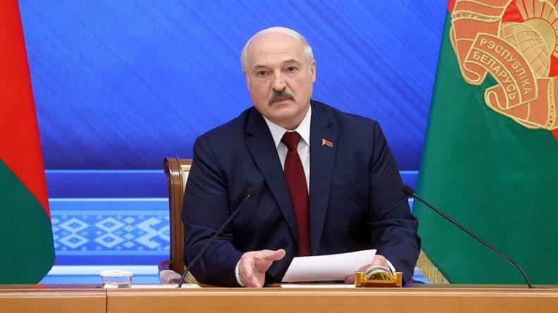 Общество: Лукашенко назвал Великобританию «американскими прихвостнями» из-за санкций