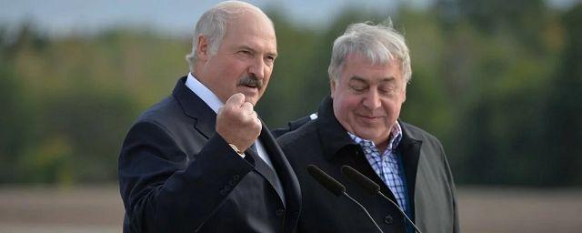 Общество: Лондон ввел санкции против Гуцериева из-за связей с Лукашенко