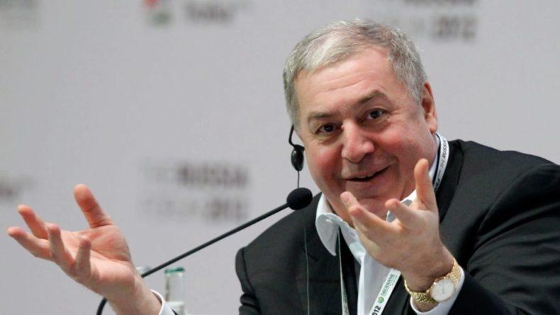 Общество: Великобритания ввела санкции против бизнесмена Михаила Гуцериева