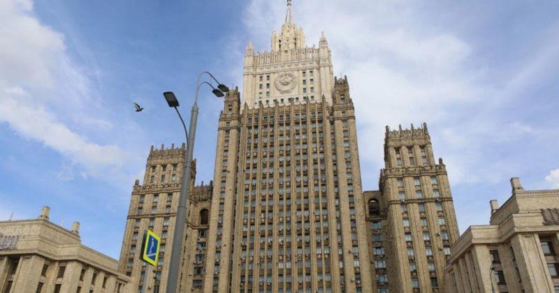 Общество: МИД объявил о закрытии въезда в Россию ряду граждан Великобритании