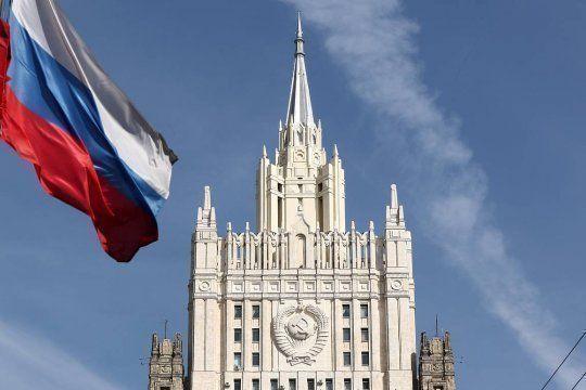 Общество: В МИД России объявили о запрете на въезд ряда подданных Великобритании