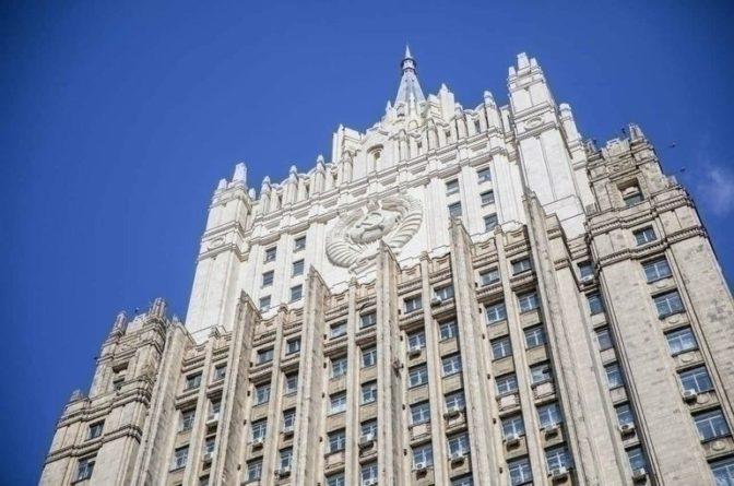 Общество: МИД: Россия закрыла въезд ряду граждан Великобритании