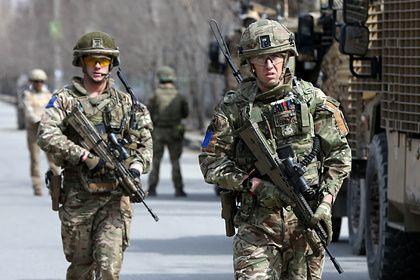 Общество: В Великобритании рассказали о попытках сохранить присутствие в Афганистане