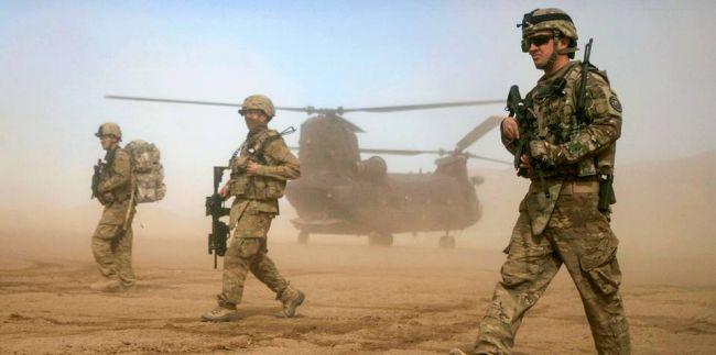 Общество: Великобритании не удалось создать коалицию НАТО в Афганистане