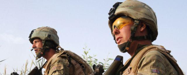 Общество: Британия предлагала оставить военный контингент НАТО в Афганистане