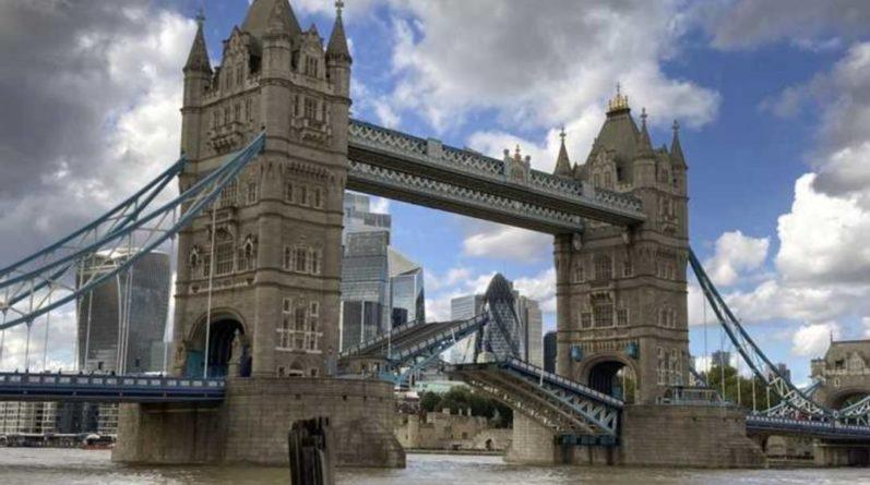 Общество: Еще один «устал»: в Лондоне закрыли Тауэрский мост
