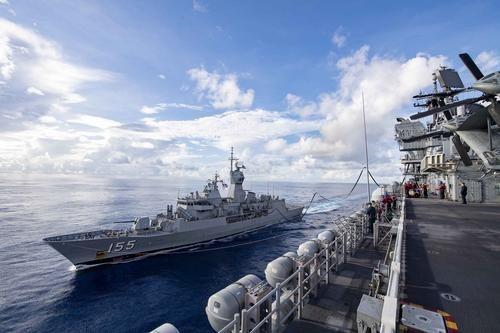 Общество: Портал Avia.pro: Россия и Китай за сутки условно уничтожили военный флот Великобритании