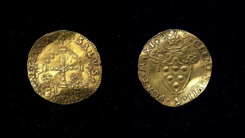 Общество: В Великобритании выставили на продажу монеты времен Тюдоров и Стюартов