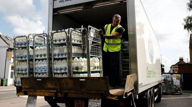 Общество: В Великобритании наблюдается дефицит продовольствия из-за перебоев с поставками